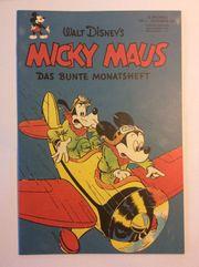 Micky Maus Heft 1951 Nr