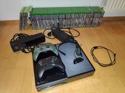 Xbox One mit Spielesammlung