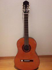 Gitarre und Zubehöhr Neuwertig SIENNA