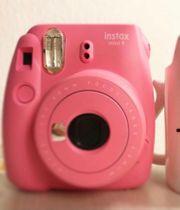 Instax mini Polaroidkamera