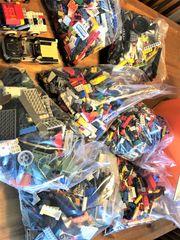 Lego - vorsortiert