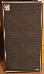 Ampeg SVT-810E Bassbox
