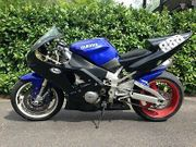 Yamaha R1 Racebike ready for