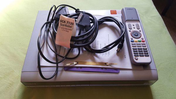 Humax Festplattenrecorder iPDR-9800C für Kabel