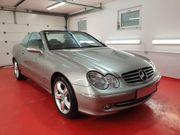 Mercedes Cabrio CLK 200