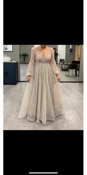 Abendkleid zu verkaufen