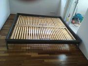 Verschenke Doppelbett 180x200