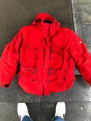Wellensteyn Jacke in rot Größe
