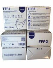 FFP2 Masken mit CE Zertifizierung