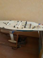 Modellbau Segelboot