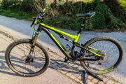 Scott Genius Fully Mountainbike Enduro
