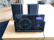 Medion MD 82656 Touch-Musik-Center Kompaktanlage