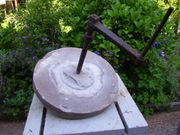 Schleifstein 460 mm Durchmesser