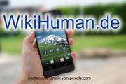 Top-Level de Domain - WikiHuman de -