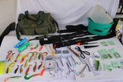 Angelzubehör Angler Tasche Hakenlöser Rachensperre
