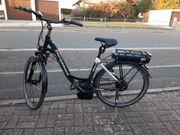 E-Bike Tiefeinsteiger Kleiner Rahmen 44