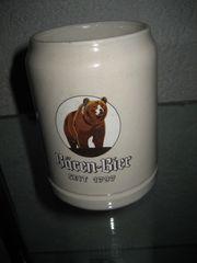 Sammlerkrug Bären Bier seit 1797