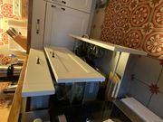 Einbauküche Landhaus gut erhalten Nobilia