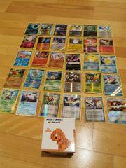 30 Holo Pokemon Karten und