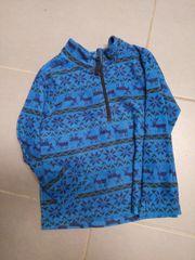 Fleeceshirt Gr 116