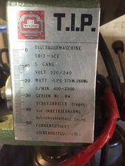 Tischbohrmaschine TIP TB13-5CE