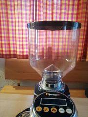QUAMAR M80E Digital Espressomühle INOX