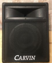 Monitorboxenboxen Carvin Modell 722 200