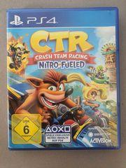CTR Crash Team Racing Nitro