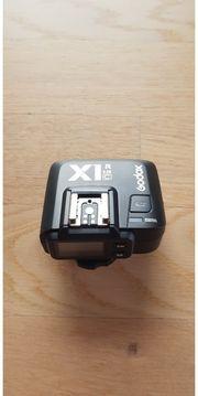 2x Receiver Godox X1R für