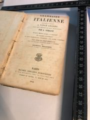 GRAMMARIE ITALIENNE