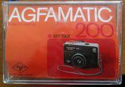 Agfamatic 200 Sensor Set in