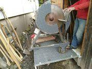 Wipp-Kreissäge für Brennholz