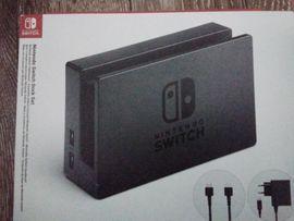 Switch - Nintendo Switch Dock set neu