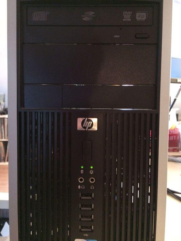 HP Compaq 6000 PRO W10