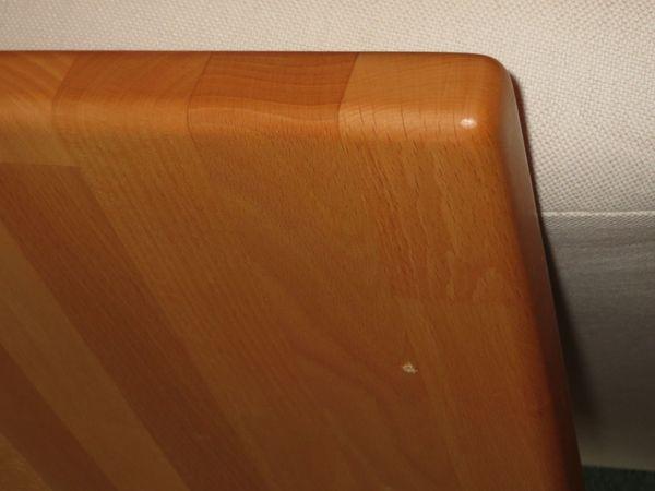 Massivholz-Deckplatte für Möbel Buche 30
