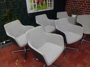 6 Loungestühle der Marke Soul
