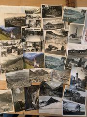 Alte Ansichtskarten Vorarlberg
