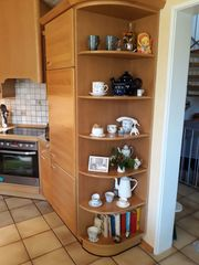 Einbauküche mi Elektrogeräten