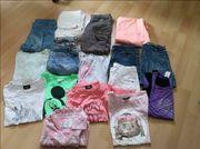 Kleiderpaket Mädchen 16 Teile Gr