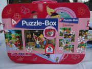 Bibi und Tina Puzzlebox