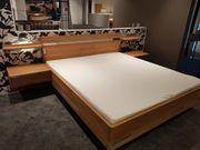 Doppelbett 180x200 Neuwertig Musterring Ausstellungsstück
