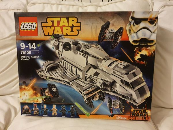 LEGO Star Wars Imperial Assault