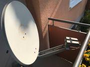 Kathrein Satellitenschüssel 75cm mit 2