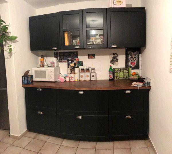 Küche nicht mal ein Jahr