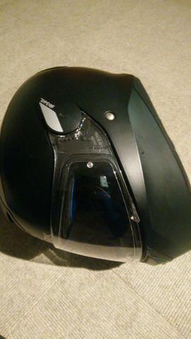 Motorradhelm Shark schwarz Gr M: Kleinanzeigen aus Ladenburg - Rubrik Motorrad-Helme, Protektoren