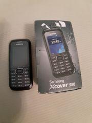 Samsung XCover 550 Neuwertig