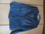 Jeansjacke mit Kapuze Gr 42