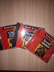 Hörspiel-CDs Die Knickerbocker Bande