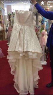 Brautkleid Standesamtkleid Abiballkleid