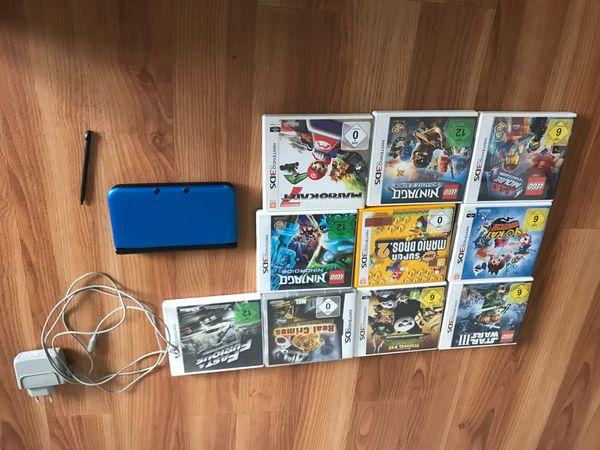 Nintendo 3 DS XL 10